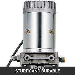 Déchargement De La Pompe Hydraulique À Action Unique De 20 Litres 12v Réservoir Déchargement