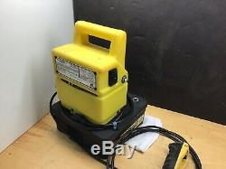 Enerpac Nice! Pud1100b Pompe Hydraulique, 115v 10 000 Psi