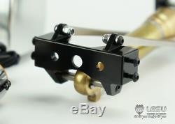 Esc De Pompe De Système De Cylindre D'huile Hydraulique De Lesu Pour Le Modèle De Camion À Benne Basculante 1/14 Rc Tamiya