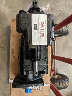 G102 Pompes À Décharge Hydraulique Real Parker 1 Arbre