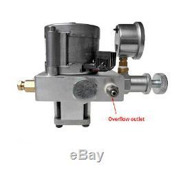 Huile Unité Groupe Hydraulique 12v Simple Effet Pompe Dump Remorque Pelle Lift
