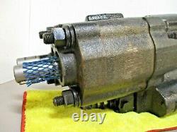Intertech C102d-25 Pompe À Pompe Hydraulique Bi-dir À Distance 2-1/2 Gear 1 Arbres
