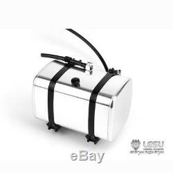 Lesu 150mm Pompe Hydraulique Cylindre Set Rétractable Rc 1/14 Diy Tamiya Camion À Benne