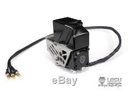 Lesu Huile Hydraulique Pompe Cans Urée Set Pour Rc 1/14 Tamiya Camion À Benne Basculante Modèle De Voiture