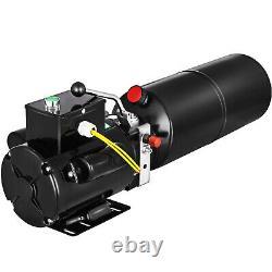 Lifting De Voiture 220v De L'unité De Puissance Hydraulique Auto Lifts 50hz Dump Trailer Manual Newest