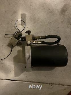 Lowrider Pompe Hydraulique Avec Raccords Dump Double