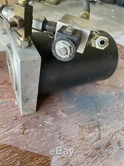 Lowrider Pompe Hydraulique Avec Raccords Dump Double Ralentissement (moteur Non Inclus)
