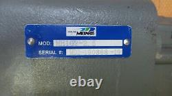 Metaris Mh102-2.5 Pompe À Décharge Hydraulique Montage Direct Mh102c Caterpillar Cat Nouveau