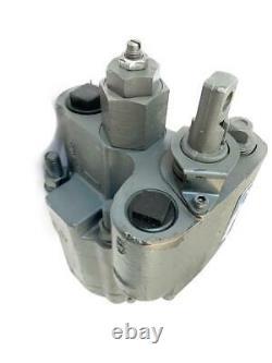 Metaris Mh102-2.5 Pompe À Pompe Hydraulique Nouveau Passage Gratuit