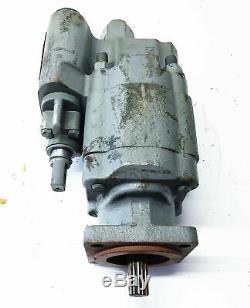 Metaris Remanufacturés Pompe Benne Hydraulique Mh102-2.5 (côté Droit À La Main)