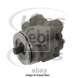 Nouveau Véritable Febi Bilstein Direction Hydraulique Pompe 49854 Haut Allemand Qualité