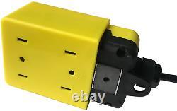 Nouvelle Remorque 4 Fils À Dompte À Distance Interrupteur Convient Pompes Hydrauliques À Double Action