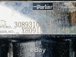 Parker Montage Direct Engrenage Dump Pompe 3089310418 G102-1-2.0-l-4s Ccw Camion À Benne Basculante