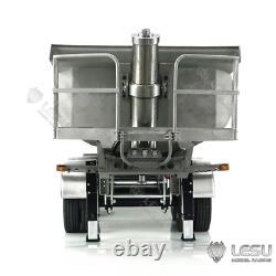 Pompe À Cylindre Hydraulique Esc Pour Camion Tracteur 1/14 Rc Tamiya