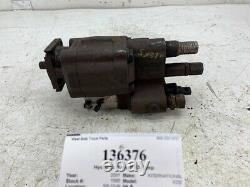 Pompe À Pompe Hydraulique Permco Zf-0920