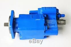 Pompe Benne Hydraulique C102-lms-25, Ccac, Réf Parker C102d-25-1 Metareis Mh102-c-25-l