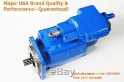 Pompe Benne Hydraulique G102-rms-20, Cw, Réf Parker G102-1-2.0-r-4s Metareis Mh102-g