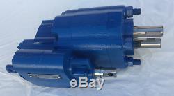 Pompe De Décharge Hydraulique C101-xms-25, Montage À Distance, Parker C101d-2.5, Materis Mh101