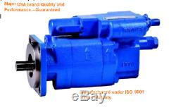 Pompe De Décharge Hydraulique C102-las-25, Ccw, Commande Pneumatique, Ref Metaris Mh102-c-25-las