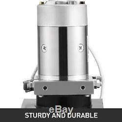 Pompe Hydraulique 6 Pintes Double Effet Remorque Benne Déchargement Grutage Ca