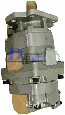 Pompe Hydraulique 705-14-33540 Pour Komatsu Dump Trucks Hd255-5 Moteur Saa6d125e-3