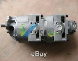 Pompe Hydraulique 705-56-44090 7055644090 Pour Komatsu Dump Truck Hd785-7