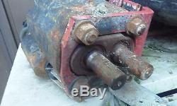 Prise De Force Hydraulique Dump Pompe À Engrenages Parker C101d25 2500psi Détrompeur