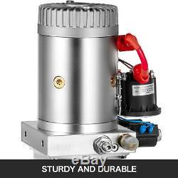 Puissance Hydraulique Unité Pompe Hydraulique Double Effet 8 Pintes Réservoir Dump Trailer