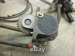 Rtv900 À Distance Système Hydraulique Valve Benne Basculante Pompe Système Complet