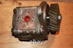 Sauer A8.2l 17447 Power Steering Pump For Dump Truck Also Ford New Holland Iveco