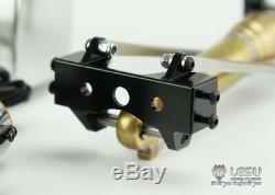 Système De Cylindre D'huile Hydraulique Lesu Pompe Esc 1/14 Rc Décharge Tamiya Modèle De Camion Diy