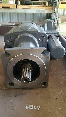 Trousse De Conduite Humide Pompe Hydraulique De Remorque De Camion De Pompe À Benne Basculante C102 Pto Montage De Prise D'air