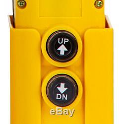 Unité Centrale Hydraulique Pompe Simple Par Intérim Remorque Benne Ascenseur 4/6/8/10/12/13/15 / 20l