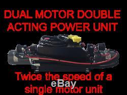 Unité Double Moteur À Double Action Pour Trailers Dump 2500psi
